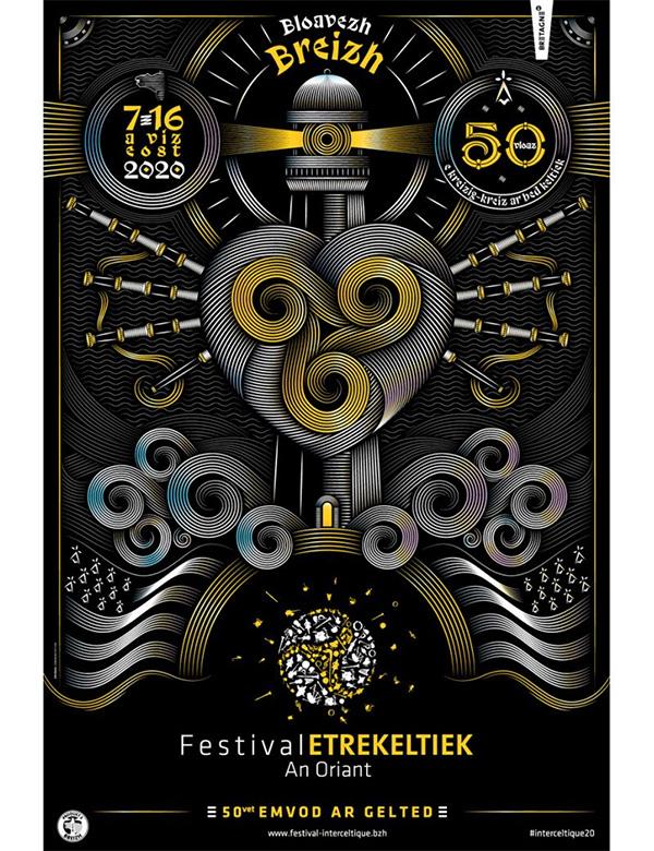 Festival Interceltique 2021