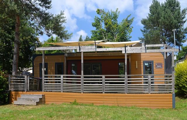 Cottage Euro avec sa terrasse sécurisée